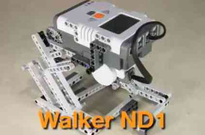 LEGO Mindstorms Walker