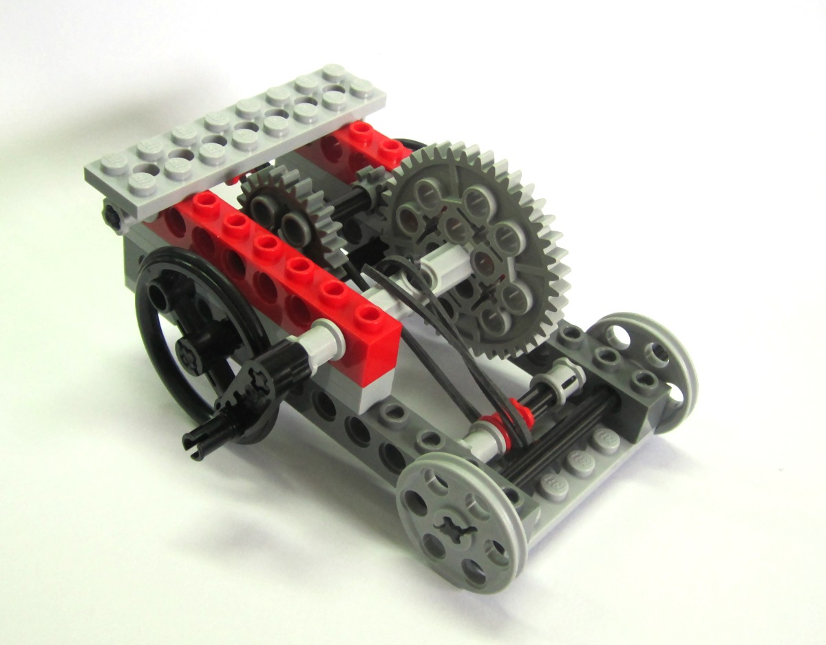 Review Of Klutz Lego Crazy Action Contraptions Lego