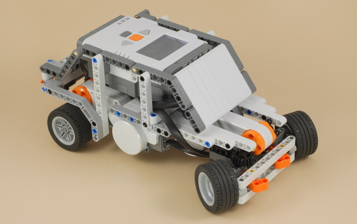 Lego Mindstorms Racing Car Lego Reviews Videos