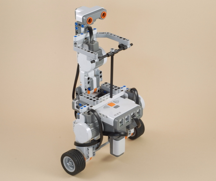 Segway: Self-balancing robot with LEGO Mindstorms - LEGO Reviews ...