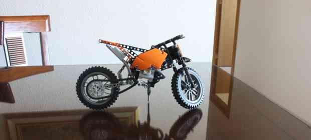 LEGO 42007 Moto Cross Bike Review