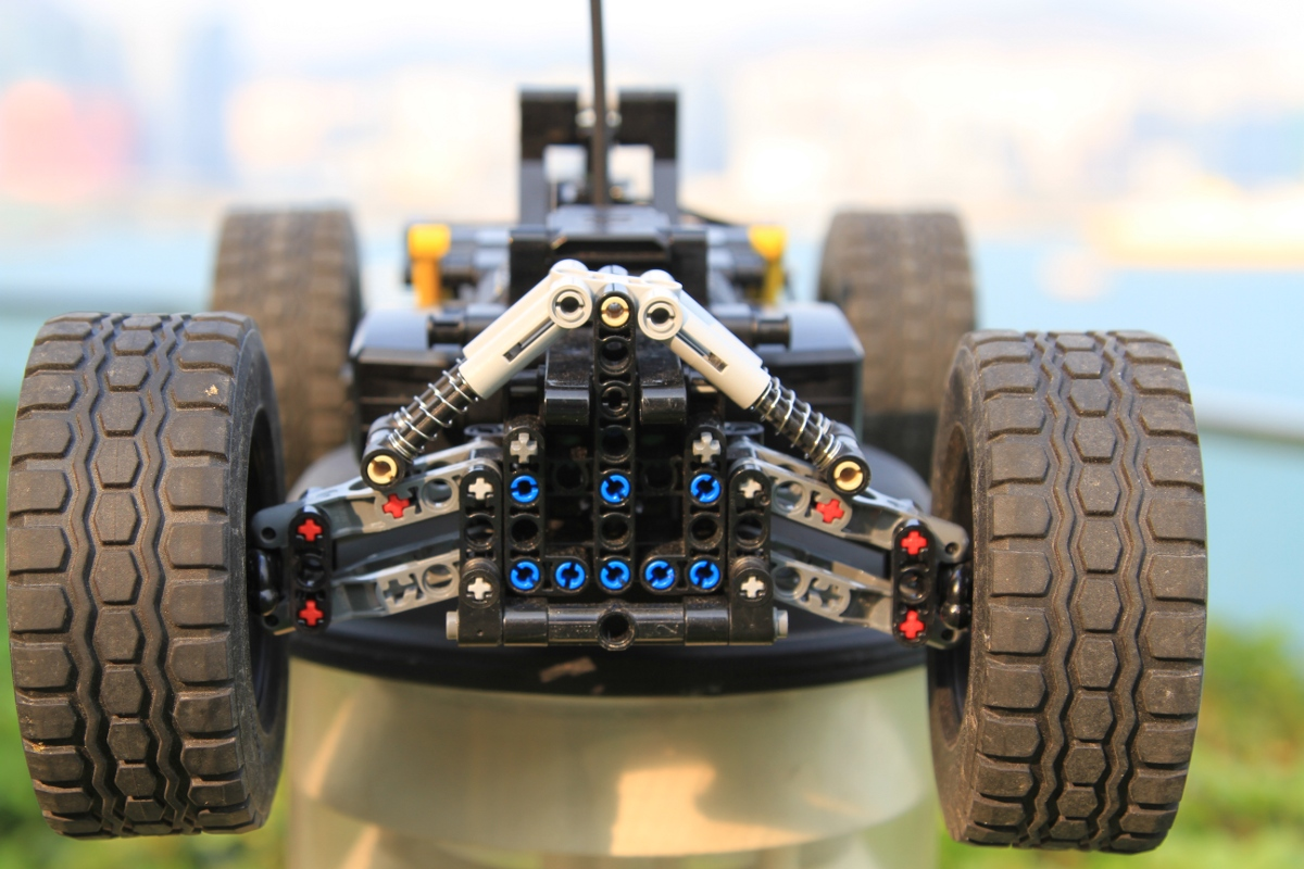 Lego Technic 4x4 Chassis Lego Reviews Videos