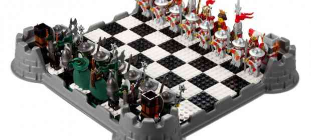Anyone for a Chess game?