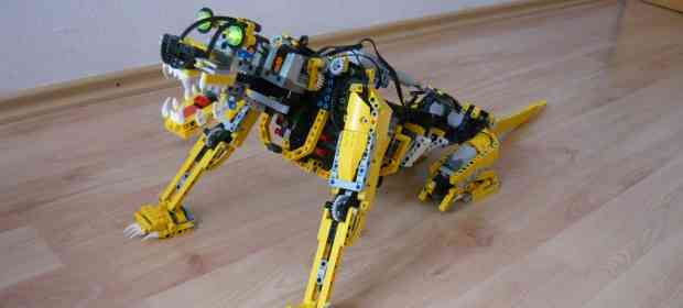 LEGO Cheetah: Grrrrrr!