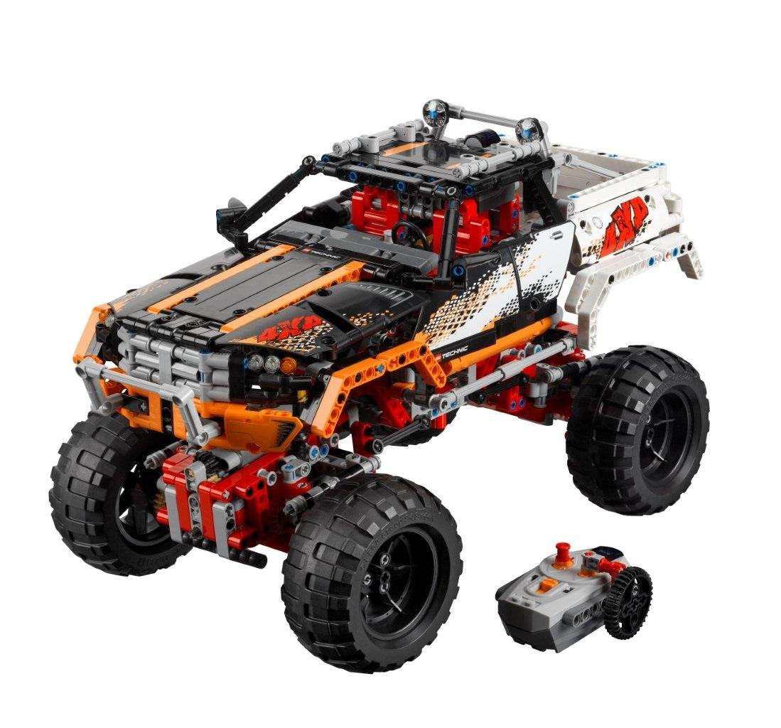 rc 4x4 cars for sale with The Best 10 Lego Set Of All Time on Bigfoot Mini Monster Truck Go Kart in addition Behold Every Photo Traxxas Trx 4 besides Pinzgauer High Mobility All Terrain Vehicle as well 2017 Ford Raptor Color Options as well Gonna Love Wicked 1938 Ford Coe Rat Rod.