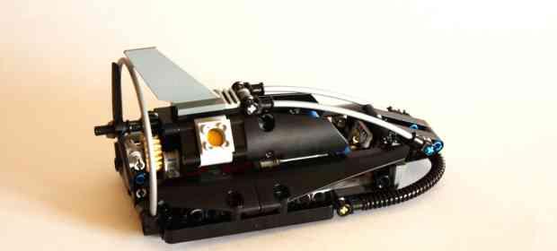 Float over reviews: LEGO Technic Hovercraft 42002
