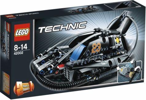 Lego Technic Building Instructions Hovercraft 42002