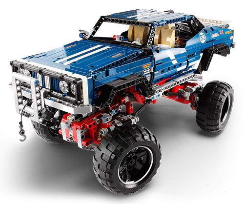 The Best Ten LEGO Technic Sets You Can Build - LEGO Reviews