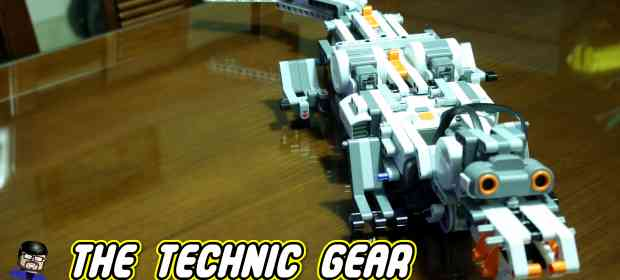 Robogator: Your Fearless LEGO Mindstorms Guardian