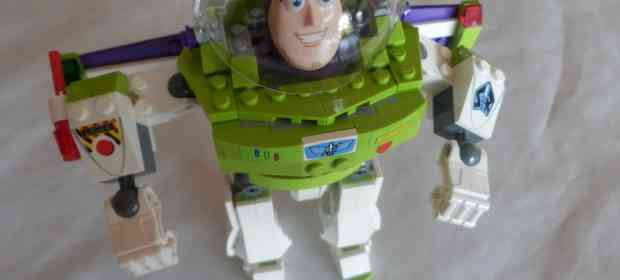 LEGO Buzz Lightyear: To infinity... and beyond