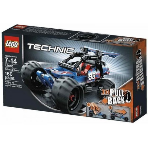 Lego Technic 42011 Pullback Race Car Review Lego Reviews Videos