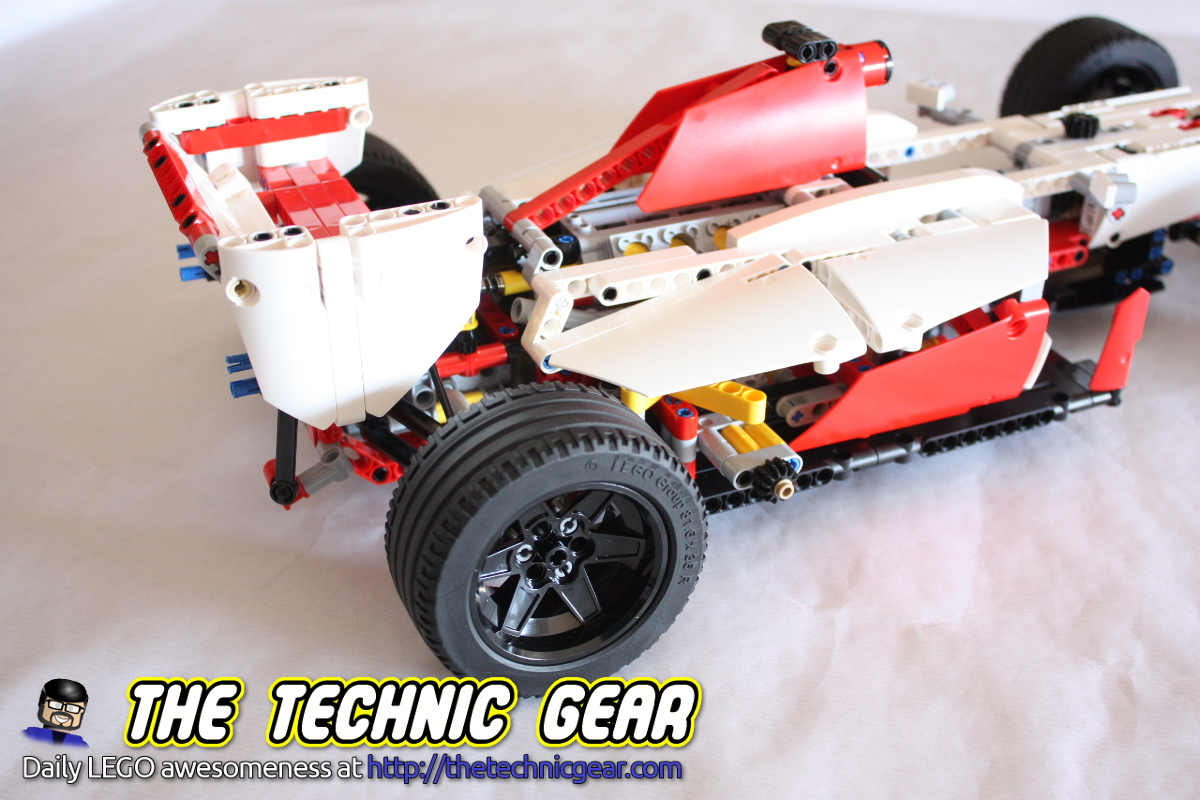 lego technic 42000 grand prix racer the technic gear. Black Bedroom Furniture Sets. Home Design Ideas
