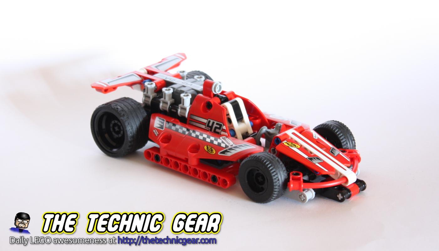 lego technic 42011 race car the technic gear. Black Bedroom Furniture Sets. Home Design Ideas