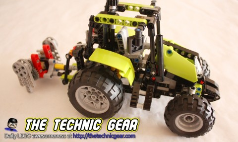 LEGO Technic 9393 Tractor