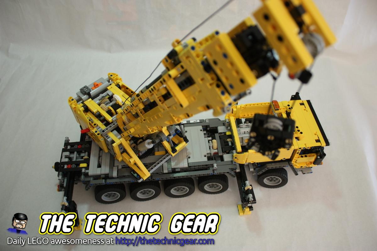 lego technic 42009 mobile crane mkii review the technic gear. Black Bedroom Furniture Sets. Home Design Ideas