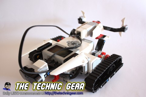 LEGO Mindstorms EV3 Track3r Review - LEGO Reviews & Videos