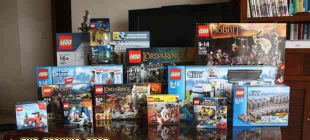 A few LEGO Sets for Christmas