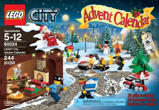 LEGO-city-advent-calendar