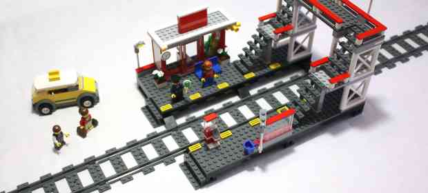 LEGO 7937 Train Station Review