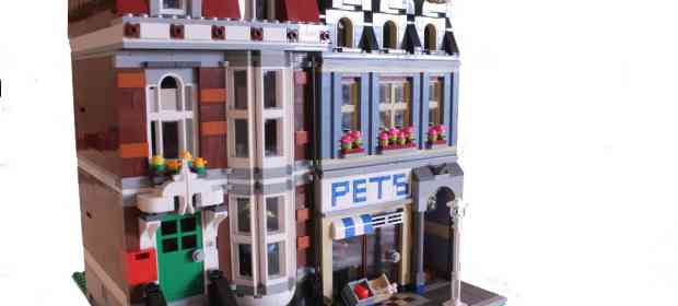 LEGO Creator 10218 Pets Shop Review