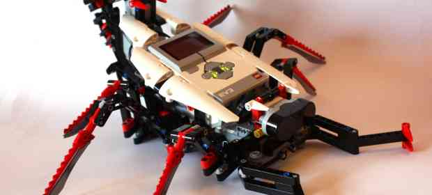 LEGO Mindstorms EV3 Spik3r Review