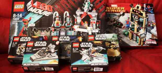 LEGO Shopping: Some little things I got