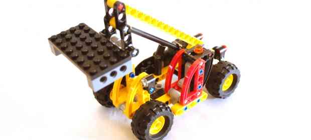 LEGO Technic 8045 Loader Review
