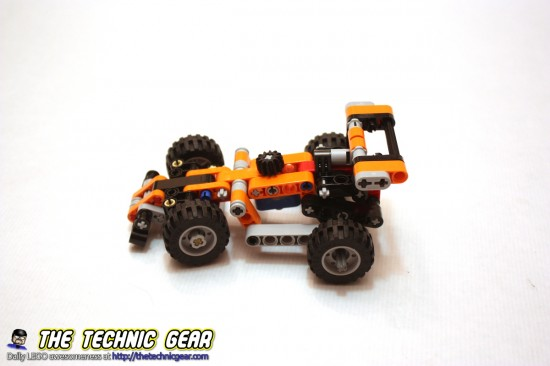 Lego 9390 Race Car Review Lego Reviews Videos