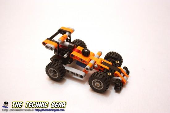 Lego 9390 Race Car Review Lego Reviews Videos