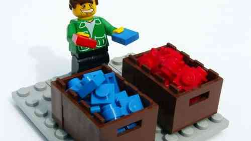 The Best LEGO Sorting Machines You Will See