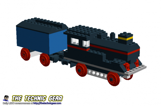 LEGO-117-locomotive-without-motor
