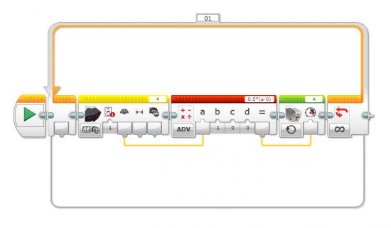 Beacon tracking with LEGO Mindstorms EV3 IR Sensor - LEGO Reviews ...