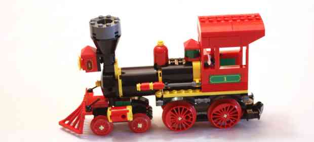 LEGO 7597 Toy Story Western Train Chase Review
