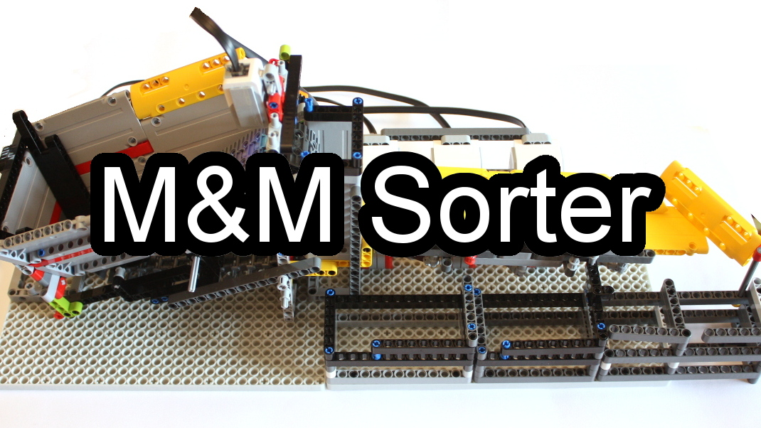 Ev3 Mm Sorter Because We Have A Right To Eat Only Green Mm Lego