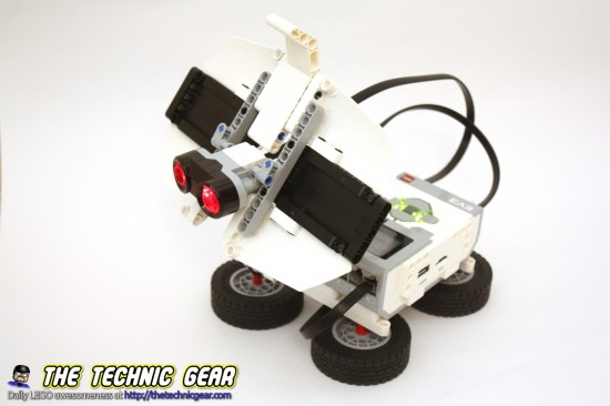 Building a short-range Radar with LEGO Mindstorms - LEGO Reviews ...