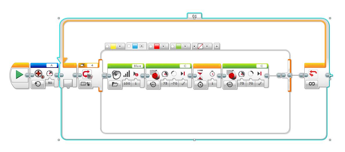 m&m-sorting-machine