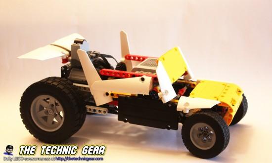 Moc Lego Technic Rc Car Lego Reviews Videos