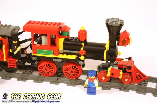 motorize lego toy story train