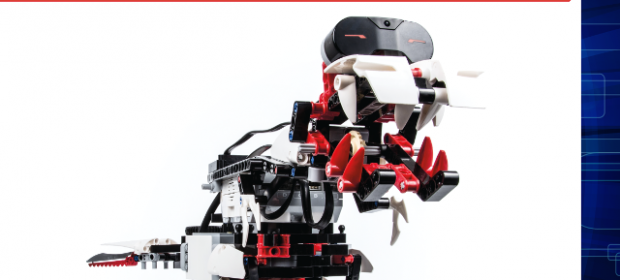 The LEGO Mindstorms EV3 Laboratory Review