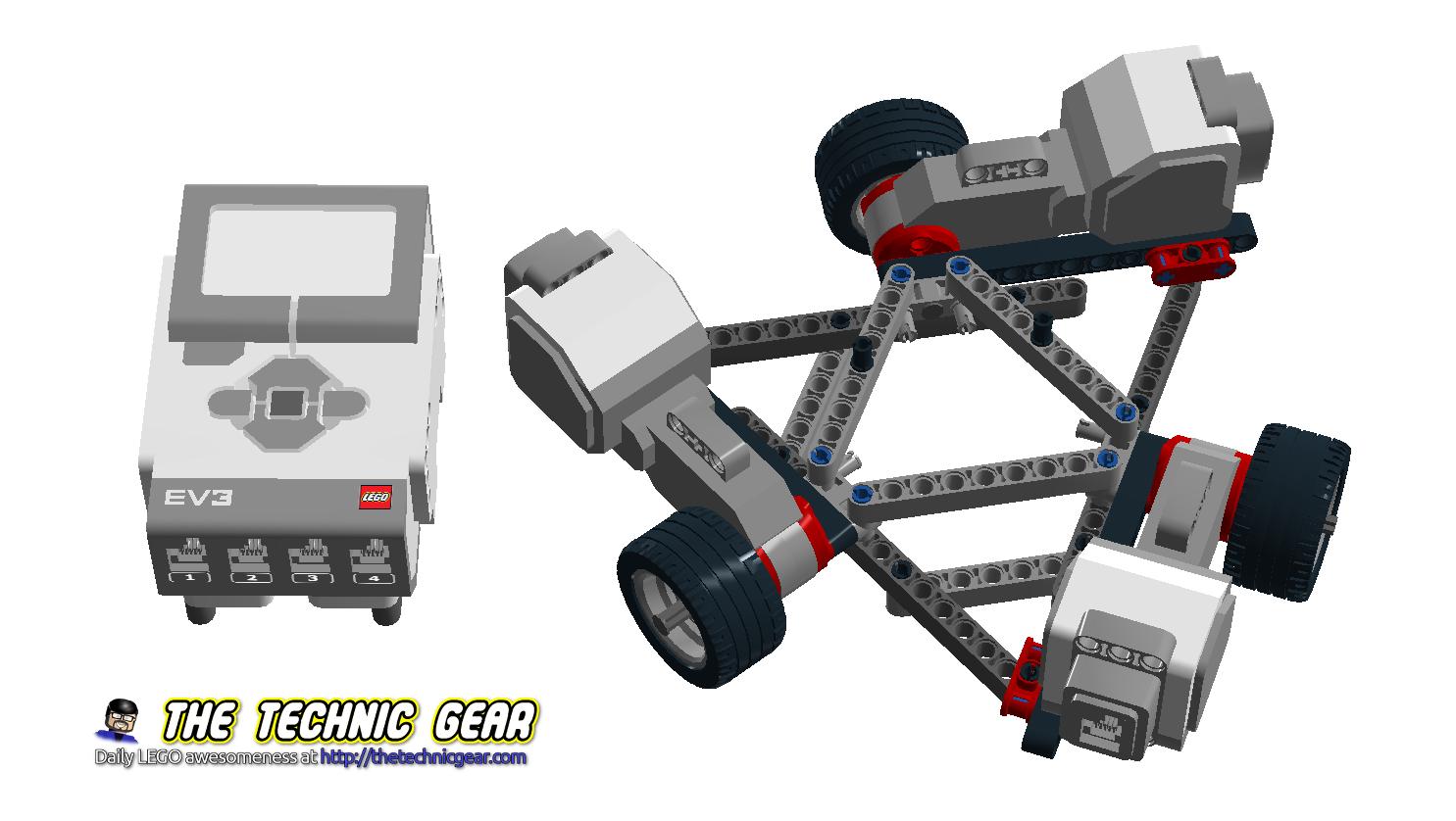 holonomic-robot-platform