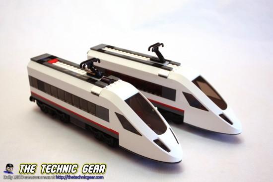 Lego 60051 Passenger Train Review Lego Reviews Videos
