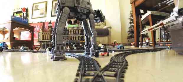 One LEGO Train to rule them all
