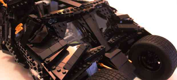 LEGO 76023 Batman's Tumbler UCS Review