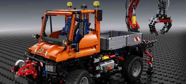 LEGO Unimog 8110, Should I buy?
