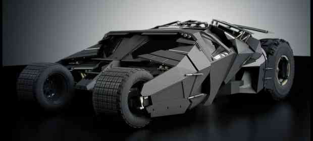 LEGO Batman Batmobile