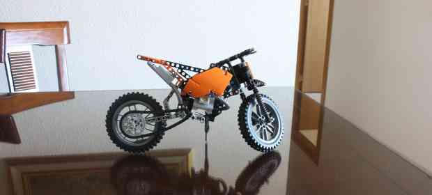 LEGO 42007 Moto Cross Bike Review