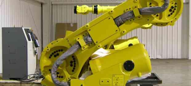 LEGO Mindstorms 5-Axis Robotic Arm
