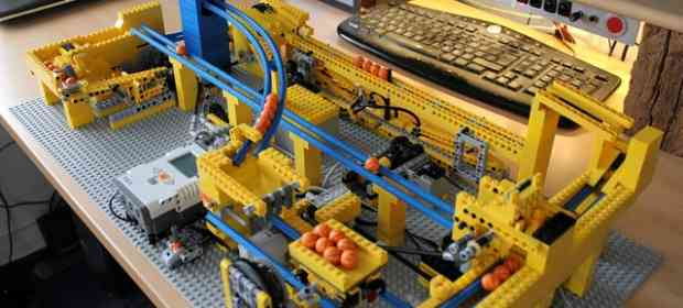 LEGO Great Comptraction Ball