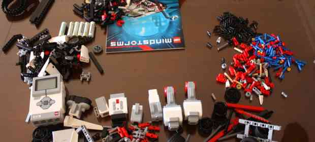 LEGO Mindstorms EV3 Review