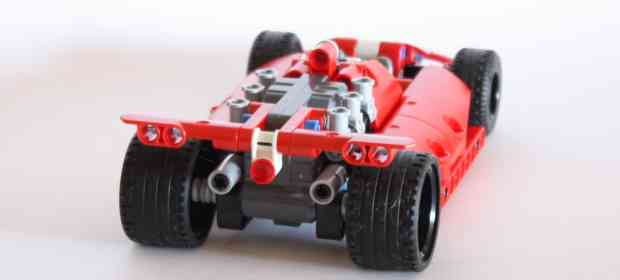 LEGO Technic 42011 Pullback Race Car Review